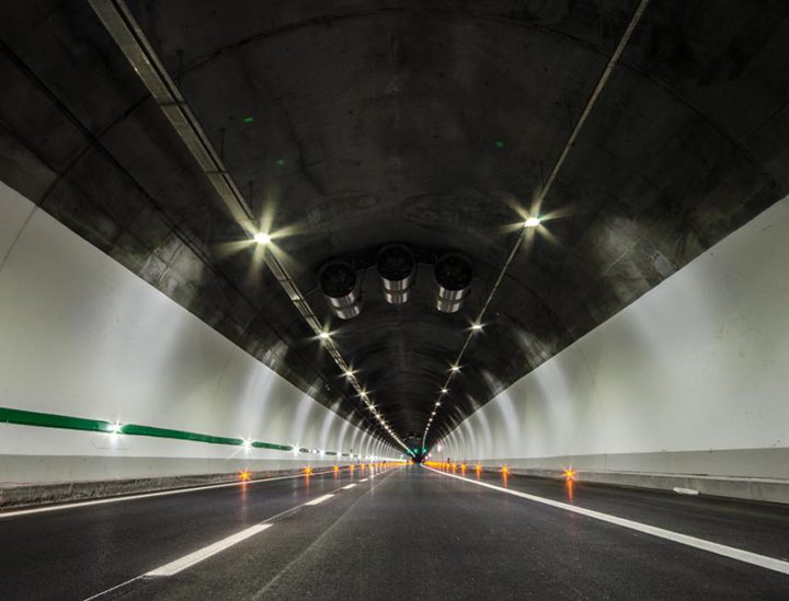 A1 Highway – Val di Sambro Tunnel (Fi)
