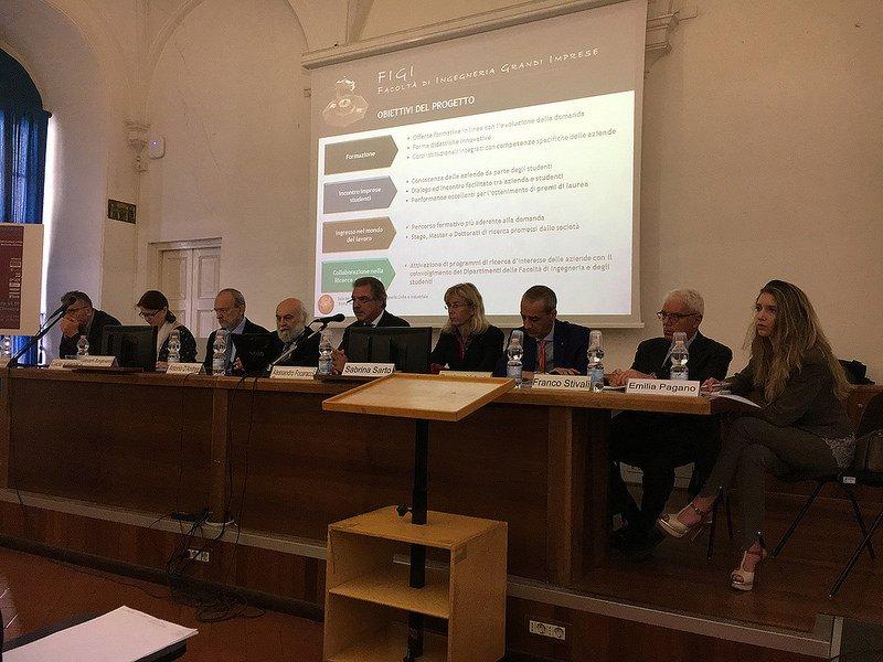 Pagano & Ascolillo SpA insieme all'Università La Sapienza di Roma