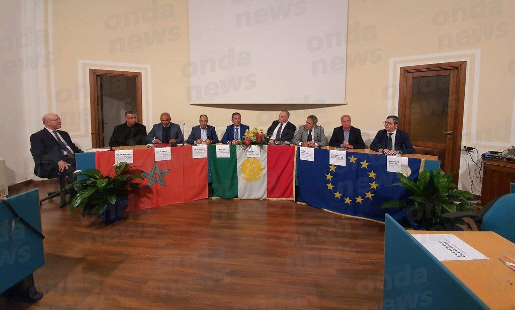 A Polla un incontro tra Marocco e Vallo di Diano sotto l'impulso della Pagano & Ascolillo S.p.A.